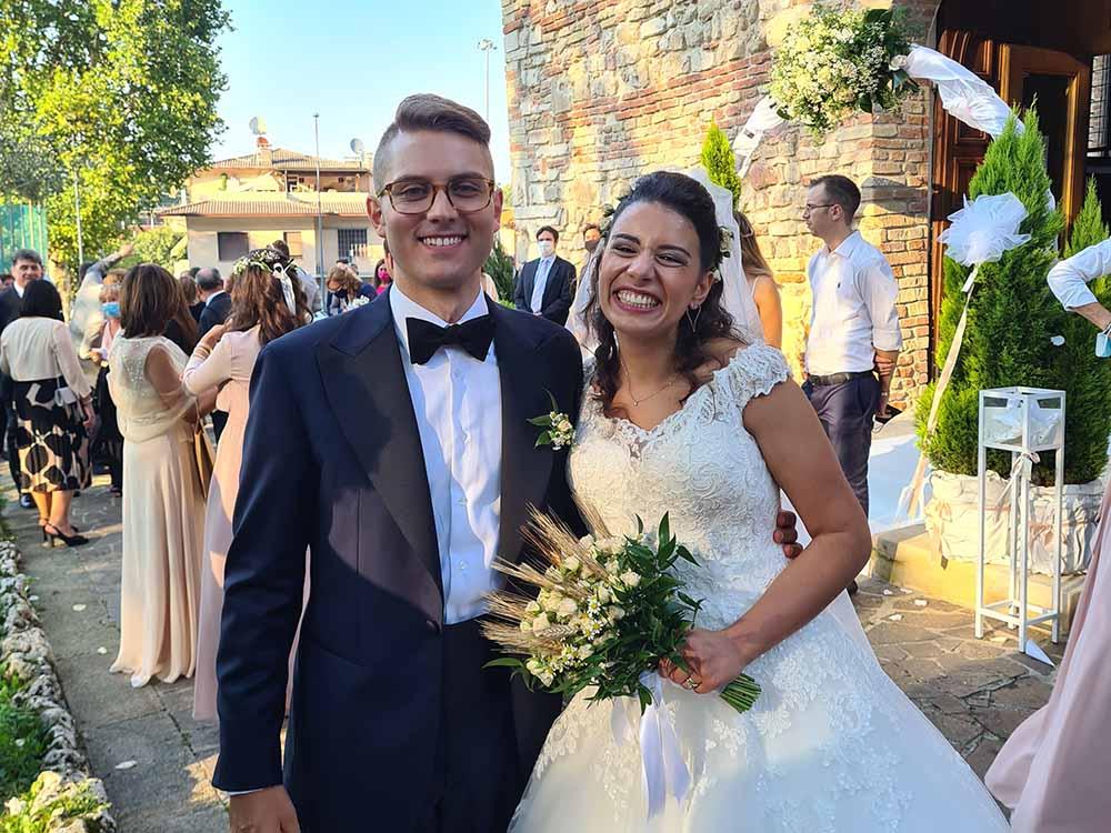 matrimonio in bianco