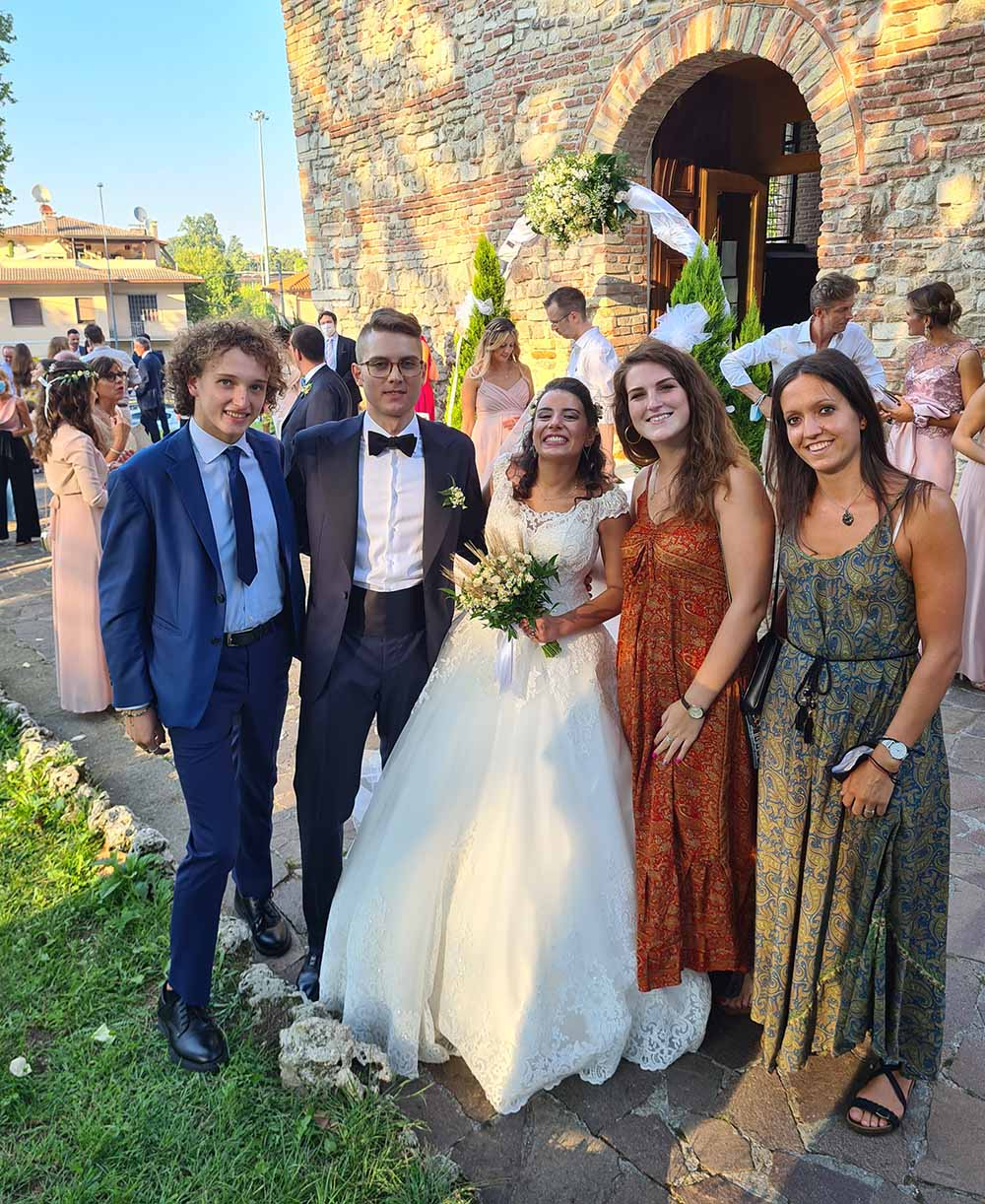 matrimonio gruppo